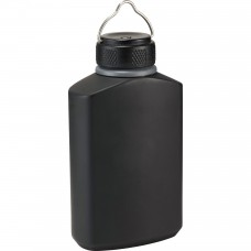 Black Personalized Blackout Canteen | 17 oz - Matte Black