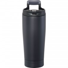 Black Personalized Blackout Vacuum Tumblers | 17 oz