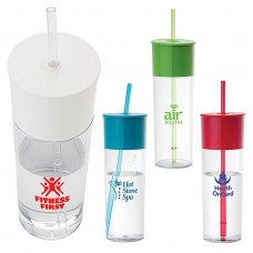 Custom Logo Tumbler | 22 oz