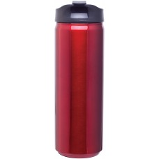 Red 16 oz ss can
