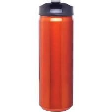 Orange Stainless Steel Thermal Can | 16 oz