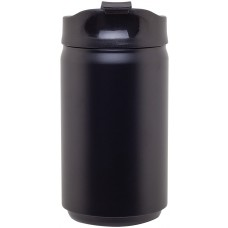 Black Stainless Steel Thermal Can | 8 oz - Matte Black