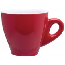 Red 3 oz demi mugs