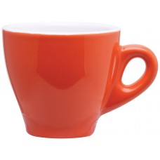 orange 3 oz demi mugs