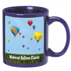 C Handle Mug | 11 oz
