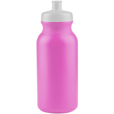 Awareness Pink The Omni - 20 oz. Bike Bottles Colors