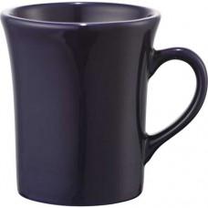 Navy Blue Zander Ceramic Mugs | 14 oz