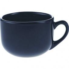 Navy Blue Mesa Ceramic Mugs | 19 oz