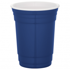 Blue Tailgate Party Cup | 16 oz