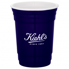 Navy Blue Tailgate Party Cup | 16 oz