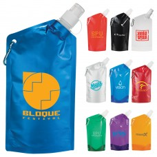 Cabo Water Bag With Carabiner | 20 oz