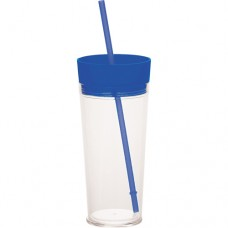 Royal Blue Templar Tumblers | 22 oz