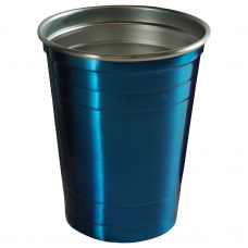 Blue The Luxe Party Cup | 16 oz