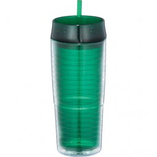 Green Xander Tumblers With Straw | 20 oz