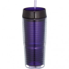 Purple Xander Tumblers With Straw | 20 oz