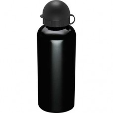 Black Mojave Aluminum Sports Bottles | 21 oz