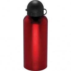 Red Mojave Aluminum Sports Bottles | 21 oz