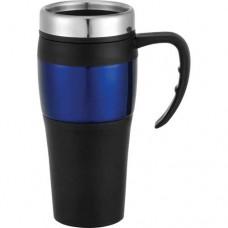 Blue Bonaire Travel Mugs   16 oz