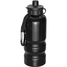 Black Sahara Aluminum Sports Bottles | 20 oz