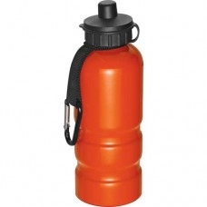 Orange Sahara Aluminum Sports Bottles | 20 oz