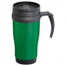 Sanibel Travel Mugs | 14 oz - Metallic Green