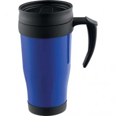 Blue Modesto Insulated Mugs | 16 oz