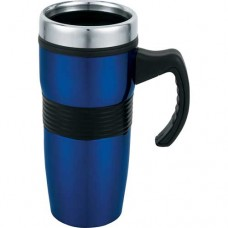 Blue Jamaica Travel Mugs | 16 oz