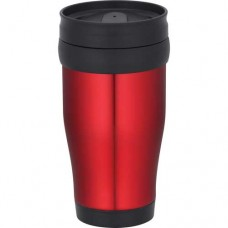 Red Madison Travel Tumblers | 16 oz