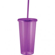 Purple Sizzle Tumblers | 24 oz