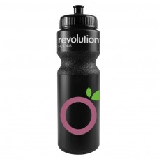 Black The Journey Bottles - 28 oz. Bike Bottles Colors