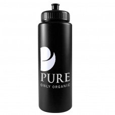 Black The Sports Quart - 32 oz Sports Bottles Colors