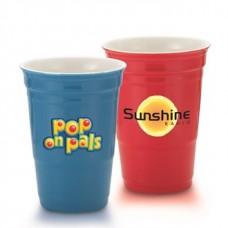 Let's Party Cup Ceramic | 12 oz