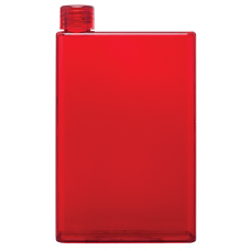 Red 16 oz H2Go Carry Flask, Red