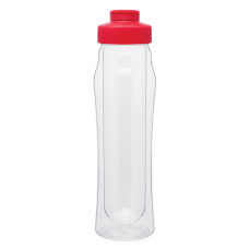 Red 16 oz H2Go Double Wall Tritan Water Bottles