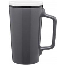 Storm Gray Tecla Ceramic Mugs | 18 oz