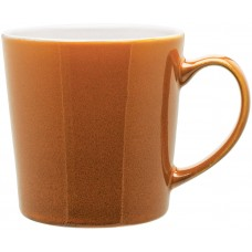 Orange Mona Ceramic Mugs | 16 oz