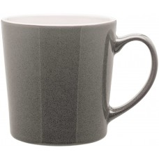 Mona Ceramic Mugs | 16 oz - Grey