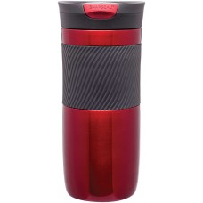 Red Contigo Byron Vacuum Insulated Mugs | 16 oz