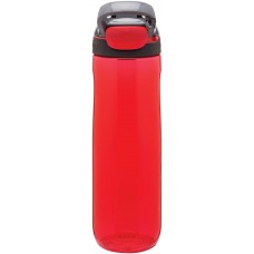 Red Contigo Cortland Single Wall Water Bottles | 24 oz