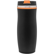 Orange Berlin Double Wall Stainless Steel Tumblers | 12 oz
