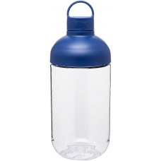 Blue H2Go Capsule Bottles | 34 oz