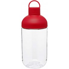 Red H2Go Capsule Bottles | 34 oz
