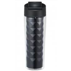 Black 16 oz Elleven Traverse Tumblers