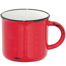 17 oz Enamel Ceramic Mugs