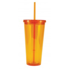 Orange Freedom Tumblers | 22 oz