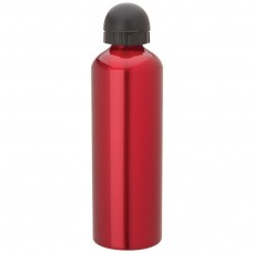 Red Domed Sport Flask | 33.8 oz