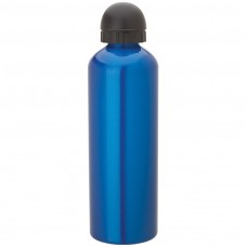 Blue Domed Sport Flask | 33.8 oz
