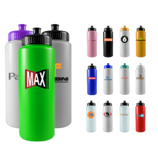 The Sports Quart - 32 oz Sports Bottle Colors