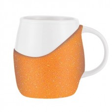 Neon Orange Rotunda - Glitter | 12 oz