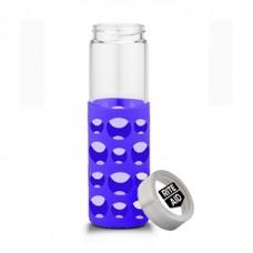 Purple Veranda Grip | 20 oz - Clear with Purple Grip